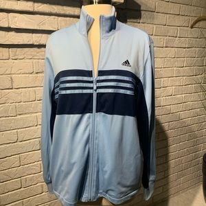 Adidas 2 piece set - jacket Large- pants Med